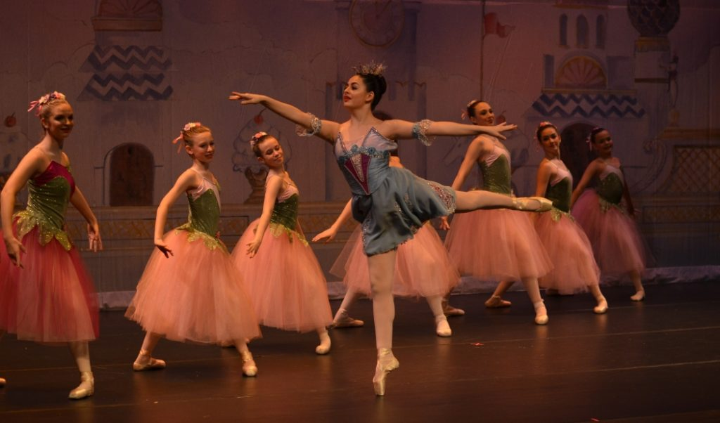 nutcracker ballet dance audition