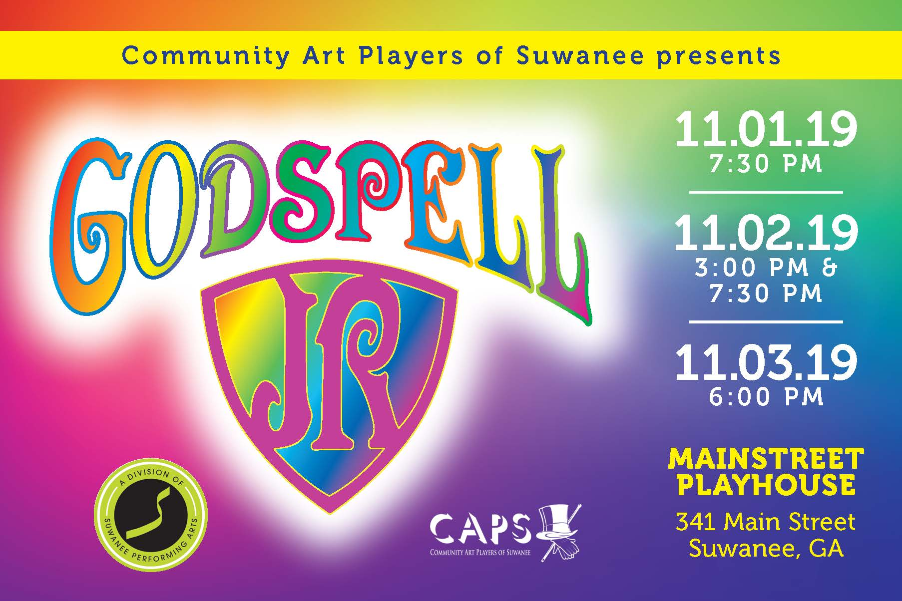 godspell theater